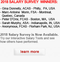 Click here to see the 2018 Salary Survey Results